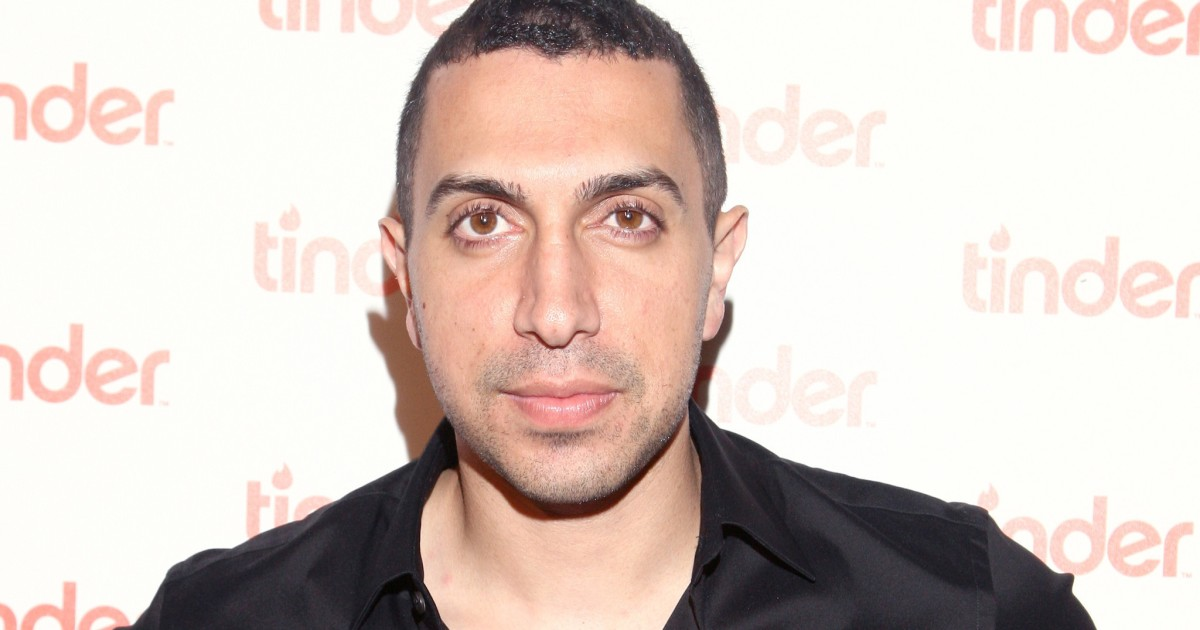 Former Tinder CEO Sean Rad accused of secretly recording employees and bosses in new court filing